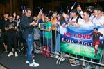 Danh thủ Luis Figo đã đến Việt Nam