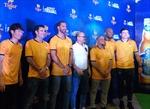 Năm huyền thoại bóng đá thế giới đến Việt Nam