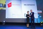 VNG nhận danh hiệu 'Nơi làm việc tốt nhất Châu Á'