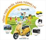Sun Life với  'Sống tươi khỏe, Sáng tương lai'