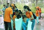 TST tourist trao 120 phần quà cho người già, trẻ em tại Bến Tre