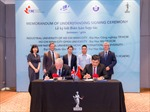 ICAEW ký kết biên bản hợp tác với Đại học Quốc gia TP.HCM