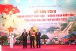 Nestlé Việt Nam là doanh nghiệp xuất sắc của tỉnh Đồng Nai