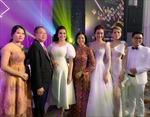 Đệ nhất Hoa hậu Kim Hồng tham dự lễ trao giải Top 50 Nữ Lãnh đạo Doanh nghiệp Việt Nam tiêu biểu 2019