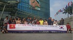 Ngân hàng NongHyup Hàn Quốc tài trợ các gia đình đa văn hóa về thăm quê hương
