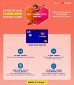 Ra mắt thẻ tín dụng Lazada Citi Platinum tại Việt Nam