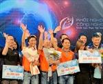 'Thế Giới Thợ' giành ngôi vị Á quân tại Khởi nghiệp công nghệ mùa đầu tiên