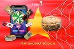 Săn hạt dinh dưỡng miễn phí qua minigame Vũ Trụ Hạt của Hamoli