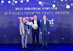 TST tourist nhận giải 'Đối tác chiến lược'