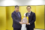 Hiệu trưởng ĐH Y Hà Nội nhận bằng Giáo sư danh dự của trường Y danh tiếng Nhật Bản