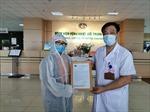 FPT tiếp sức y bác sĩ tuyến đầu chống dịch COVID-19
