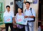 La Vie và Nestlé giúp người dân bị hạn mặn ở miền Tây
