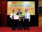 Amway Việt Nam nhận bằng khen của TP Hà Nội, tỉnh Lạng Sơn