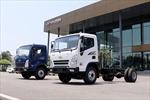 Xe tải trung Mighty EX8 GT có giá bán từ 695 triệu đồng
