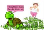 Chậm hơn rùa