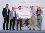 Hơn 3 tỷ đồng được quyên góp từ 'Chạy vì trái tim 2020'