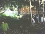 Tìm thấy thi thể 2 nạn nhân ở Bình Dương bị chết đuối khi đi câu cá