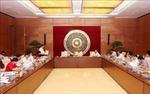 Nhiều nội dung quan trọng tại phiên họp toàn thể thứ 13 Ủy ban Pháp luật của Quốc hội