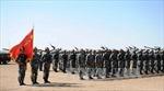 3.200 binh sĩ Trung Quốc sẽ tham gia cuộc tập trận Vostok 2018 tại Nga
