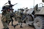 Khoảng 300.000 binh lính Nga tham gia cuộc tập trận lớn nhất từ năm 1981