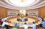 Nghị quyết phiên họp Chính phủ thường kỳ tháng 7/2018