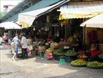 Nâng cao việc phòng, chống dịch COVID-19 tại chợ Long Biên