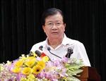 Phó Thủ tướng Trịnh Đình Dũng trả lời chất vấn về quản lý điều hành ngân sách