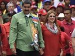Mỹ trừng phạt Đệ nhất Phu nhân Venezuela