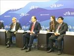 Diễn đàn Kinh tế phương Đông: Đoàn Việt Nam tích cực đóng góp các tham luận