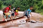 Gian nan ngày tựu trường của học trò vùng cao Lai Châu