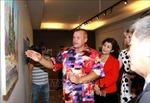 'Phong cảnh nước Nga' qua 21 tác phẩm tranh sơn dầu