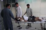 Làn sóng bạo lực tiếp diễn ở Afghanistan, nhiều người thương vong