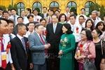 Quyền Chủ tịch nước Đặng Thị Ngọc Thịnh gặp mặt 63 đại biểu nông dân xuất sắc