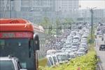 Hầm vượt sông Sài Gòn đã mở cửa cho phương tiện lưu thông trở lại