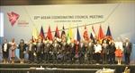 Hội nghị Cấp cao ASEAN: Tăng cường đoàn kết ứng phó với các thách thức an ninh