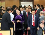 Chủ tịch Quốc hội: Xây dựng nền tài chính Việt Nam hội nhập, lành mạnh và bền vững
