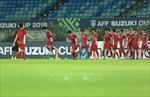 AFF SUZUKI Cup 2018: Đội tuyển Việt Nam tập chiến thuật, chuẩn bị cho trận gặp Myanmar