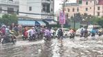 Mưa lớn gây ngập úng, sạt lở cục bộ ở Khánh Hoà