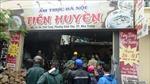 Sập quán phở tại Nha Trang đè lên thực khách khiến 2 người tử vong