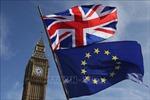 Các nước EU khẳng định dự thảo thỏa thuận với Anh không thể đàm phán lại