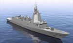 Tây Ban Nha đầu tư 4,3 tỷ euro đóng 5 tàu khu trục mới