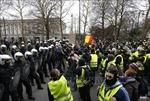 Châu Âu giữa 'mùa Đông rối loạn' bởi sắc 'Áo vàng'