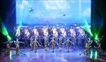 'Bài ca nâng bước quân hành'