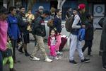 Số người đến Mỹ xin tị nạn tăng gấp đôi so với năm 2017