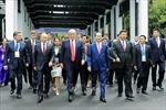 Một số hình ảnh nổi bật về hoạt động của Chủ tịch nước Trần Đại Quang