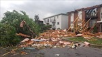 Canada: Lốc xoáy khiến hàng chục người bị thương