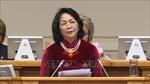 Diễn đàn Phụ nữ Á - Âu đóng góp quan trọng vào việc đoàn kết phụ nữ thế giới