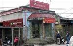 Cướp ngân hàng táo tợn tại Thái Bình