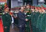 Thủ tướng thăm, kiểm tra công tác sẵn sàng chiến đấu tại Tổng cục II