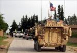 Mỹ khẳng định không vội vã rút quân khỏi Syria